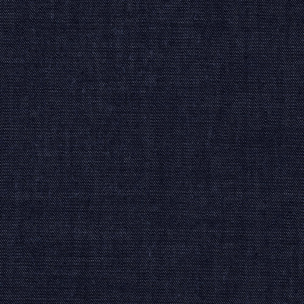 Kaufman Cotton Rayon Chambray Twill Indigo