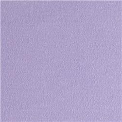 Stretch Cotton Interlock Knit Lavender