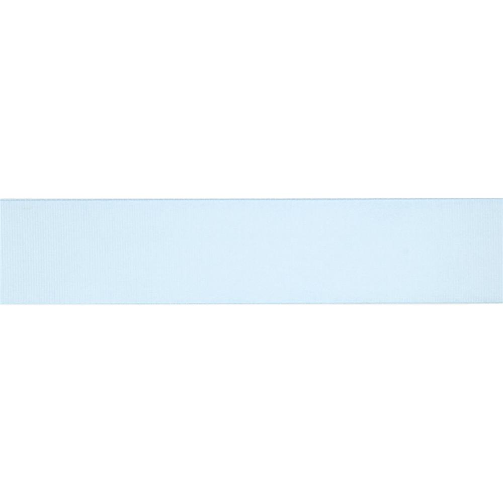 "May Arts 1 1/2"" Grosgrain Ribbon Spool Light Blue"