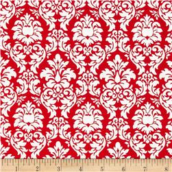 Michael Miller Petite Paris Petite Dandy Damask Red