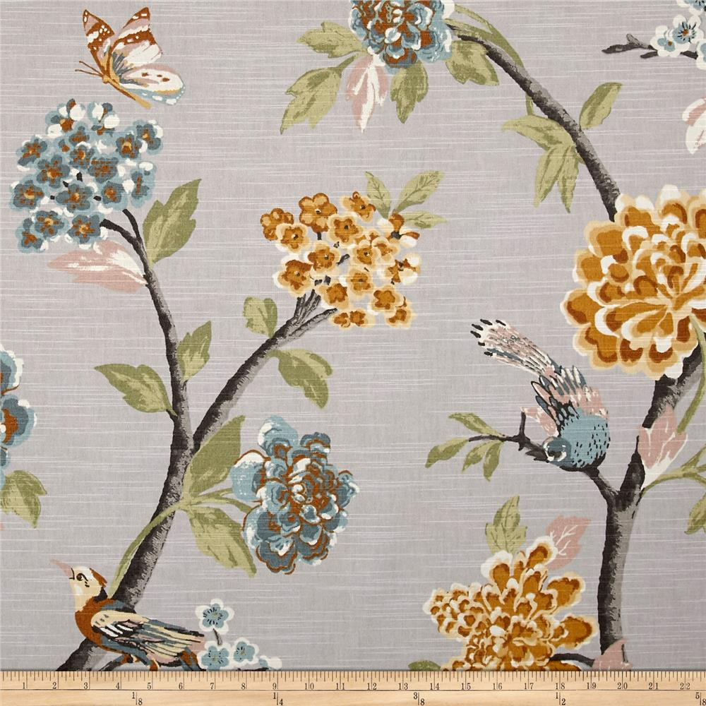 Dwell Studio Helene Floral French Grey Discount Designer