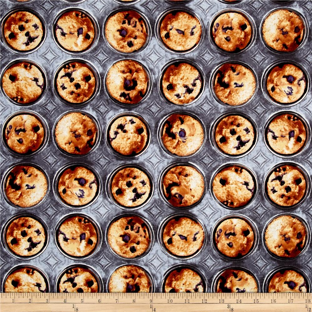 Kanvas Bake Sale Muffin Tin Silver