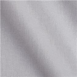 Brussels Washer Linen Blend Silver