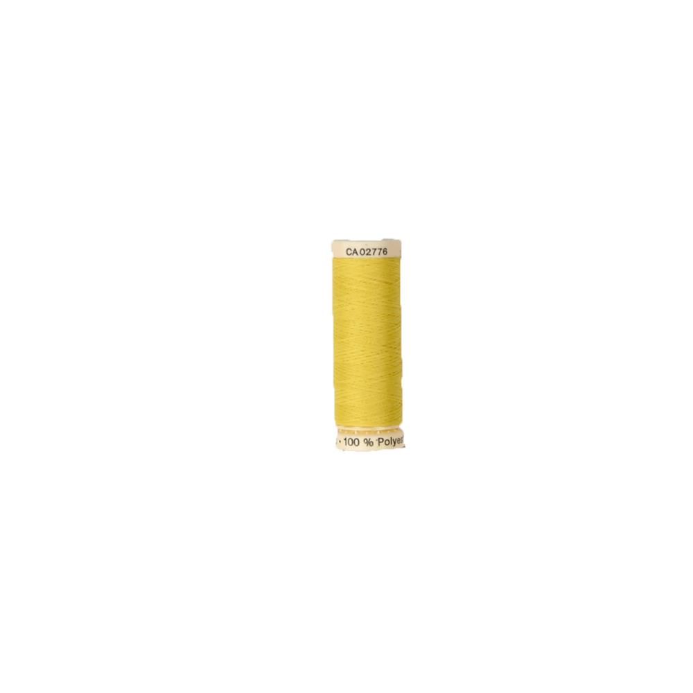 Gutermann Sew-All Thread 110 Yards ( 807) Lemon Peel