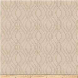 Fabricut Lamprey Faux Silk Cream