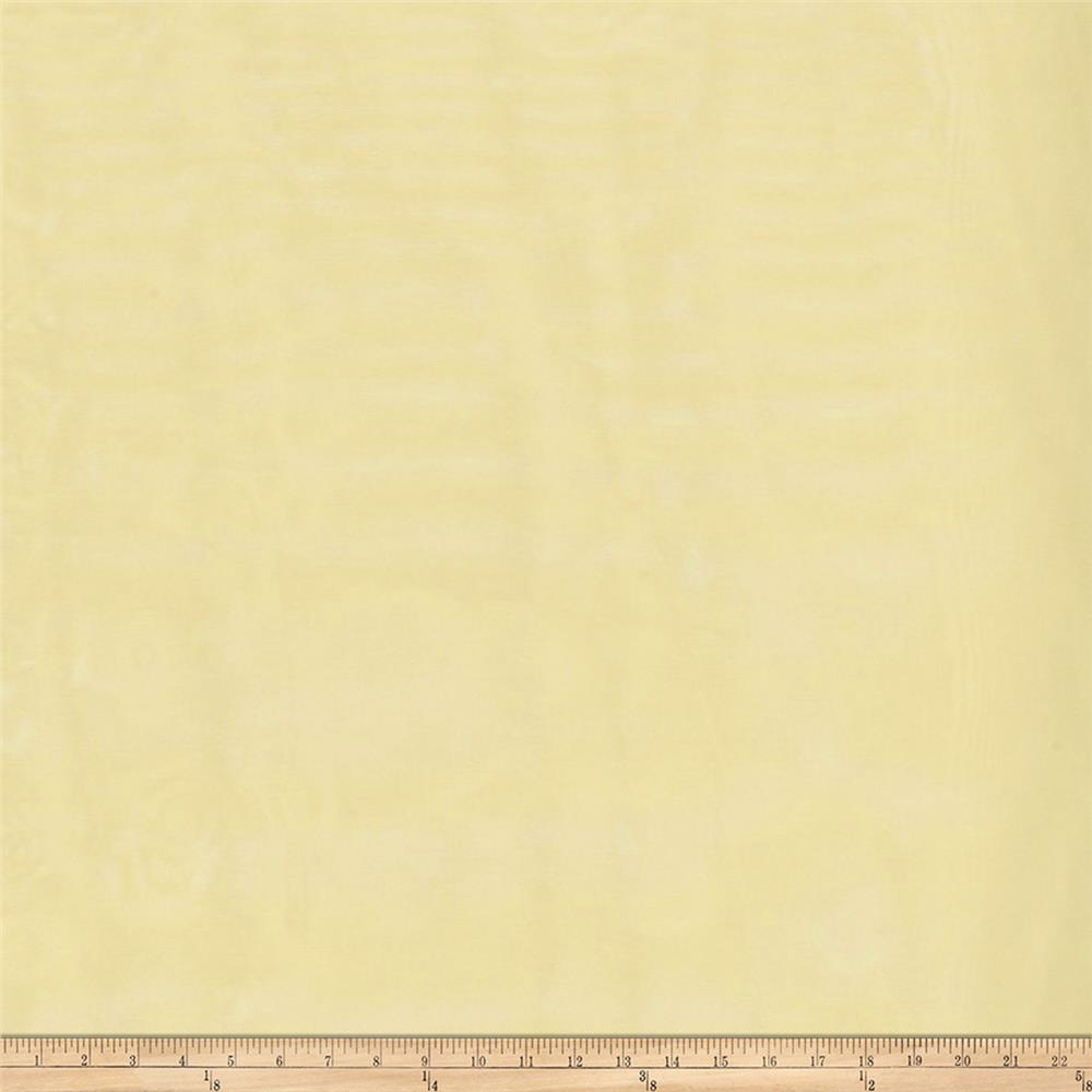 "Trend 02299 113"" Wide Drapery Sheer Banana"