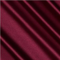 Stretch Charmeuse Satin Magenta