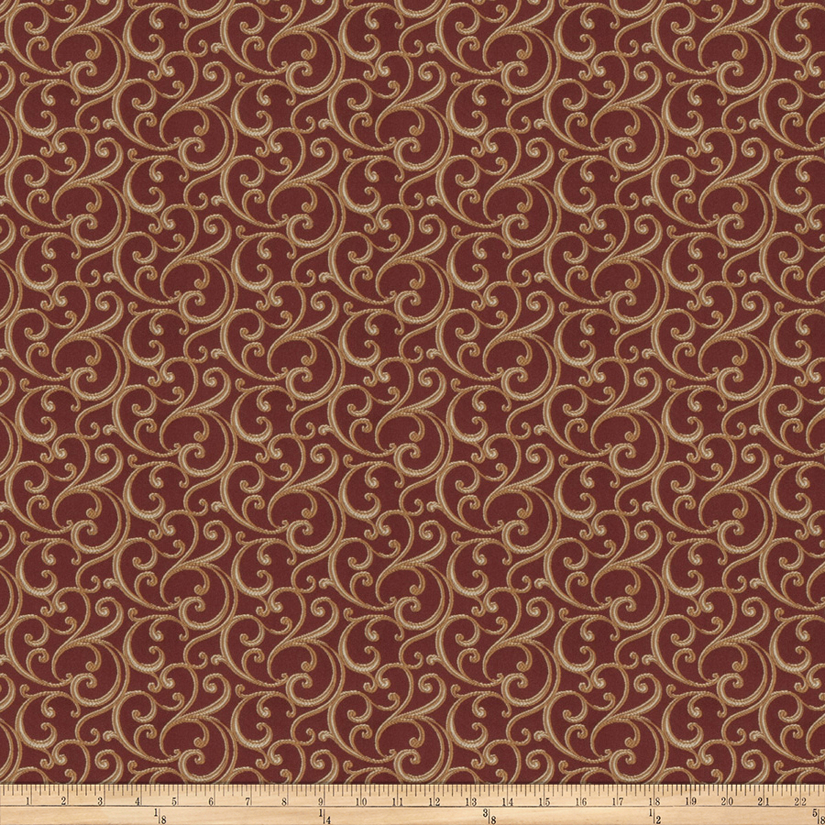 Image of Trend 03130 Wine Fabric