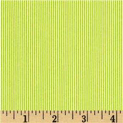 Sew Simple Pin Stripe Green