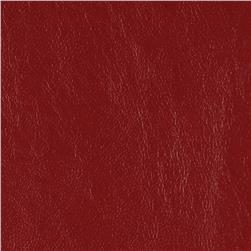 Cordoba Vinyl Red Fabric