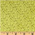 Essentials Petite Dots Light Olive