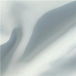 Window Sheer Voile White Fabric