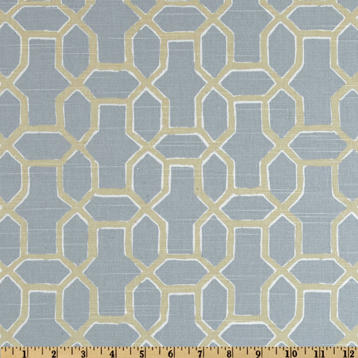 Home Accents Sultan Dove Grey Fabric
