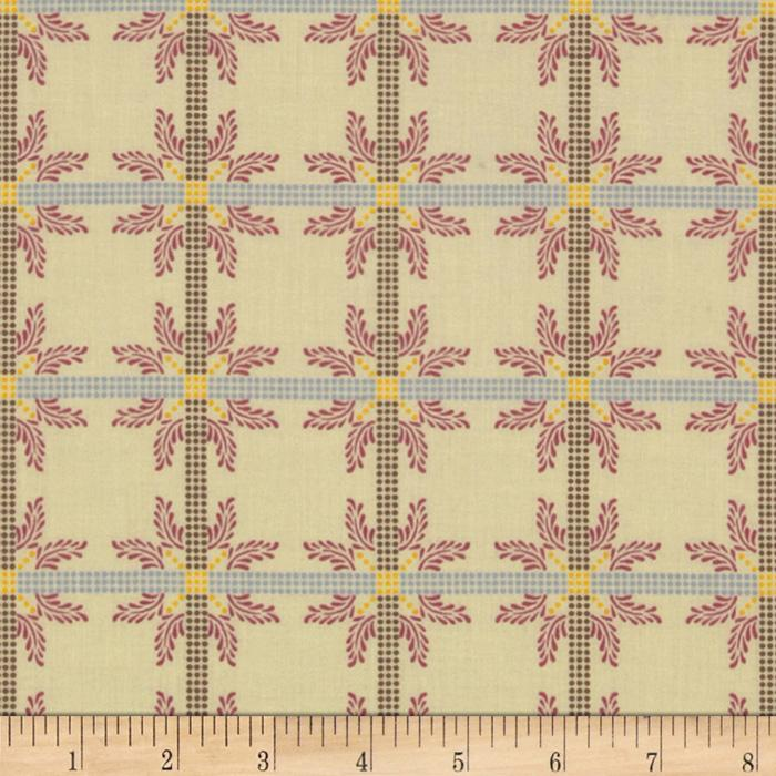 Anna Maria Horner Little Folks Voile Four Square Lilac