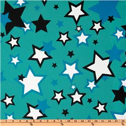 Premier Prints Twilight True Turquoise