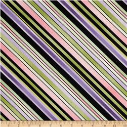 Sundance Diagonal Stripe Black/Multi