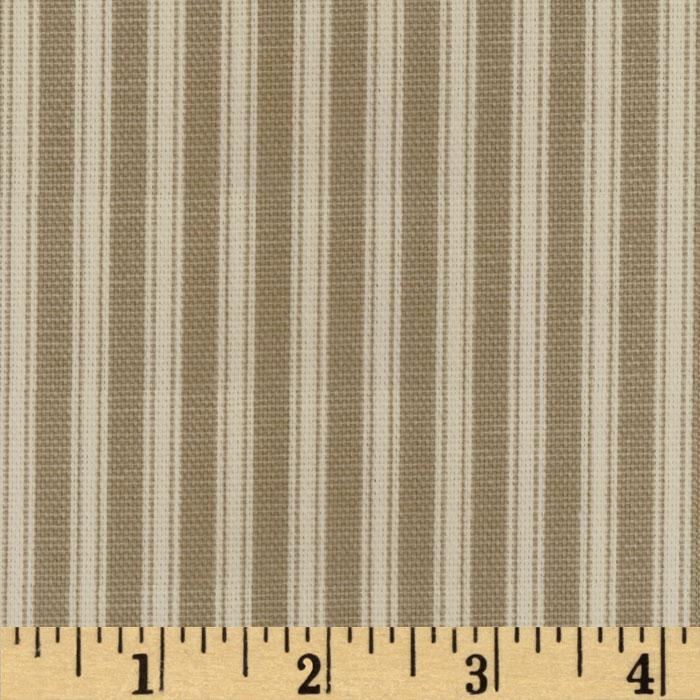 Magnolia Home Fashions Polo Stripe Linen