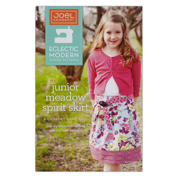 Joel Dewberry Junior Meadow Spirit Skirt Pattern