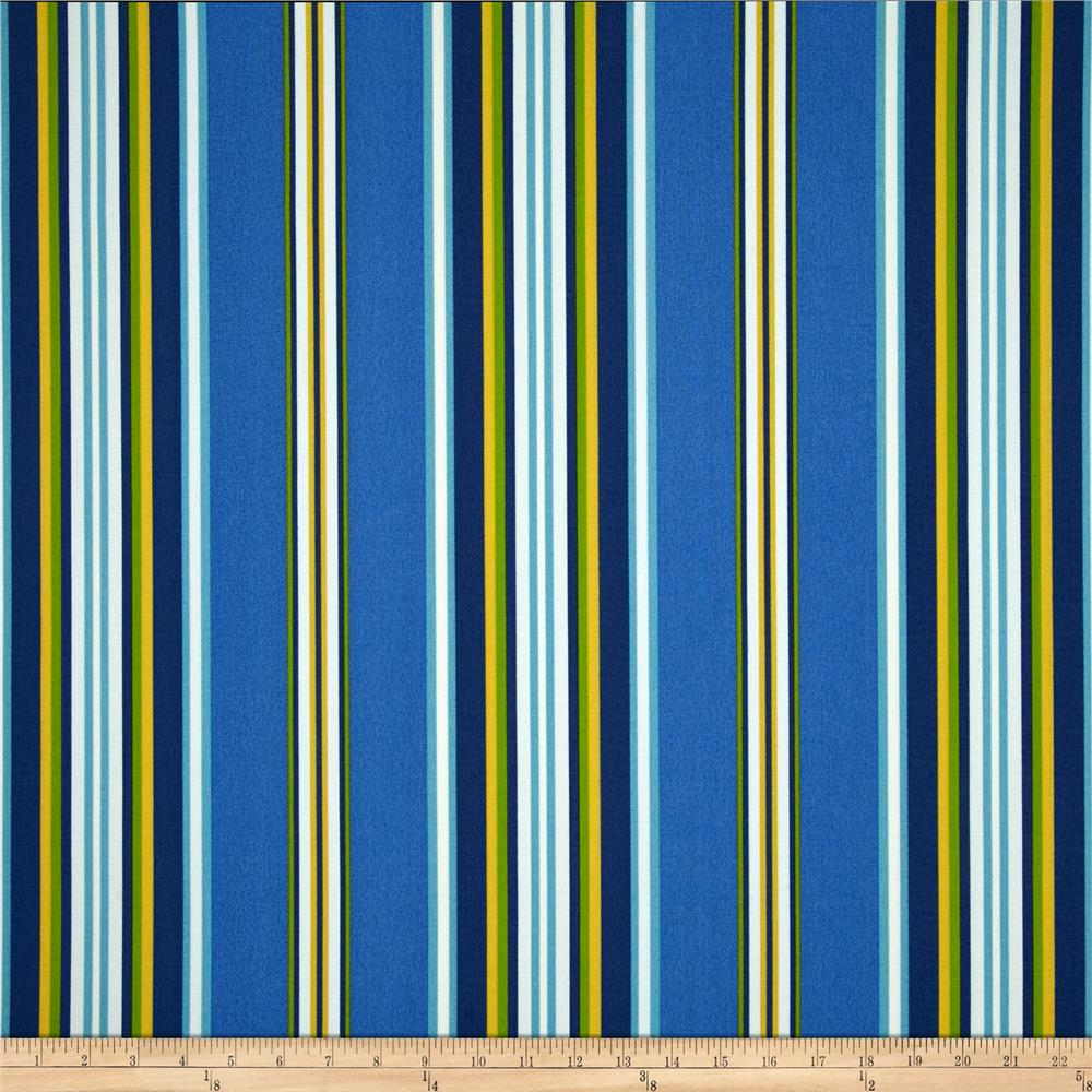 Richloom Solarium Outdoor Kasmira Stripe Summer