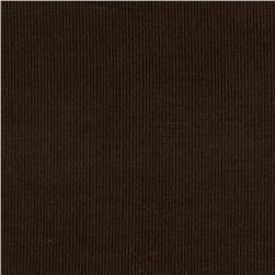 Baby Wale Corduroy Brown Fabric