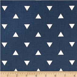 Premier Prints Triangle Premier Navy