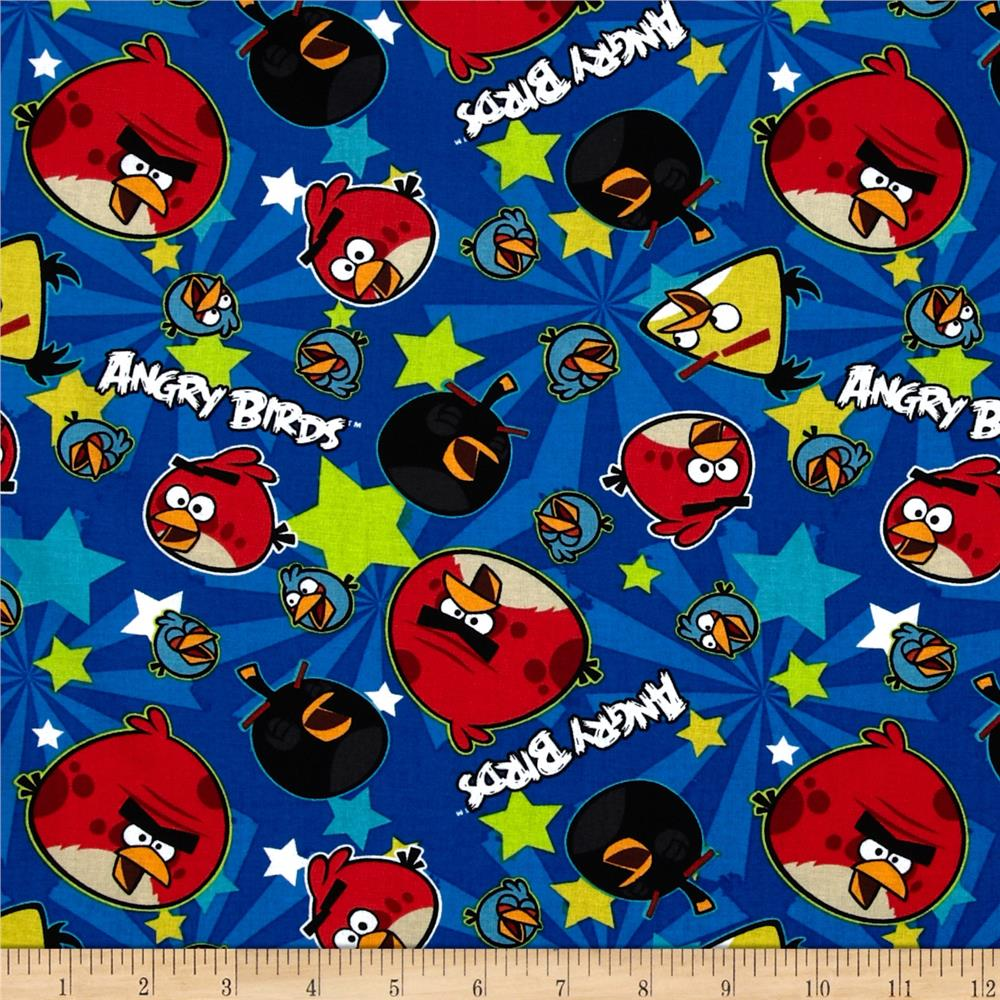 Angry Birds Stars Blue