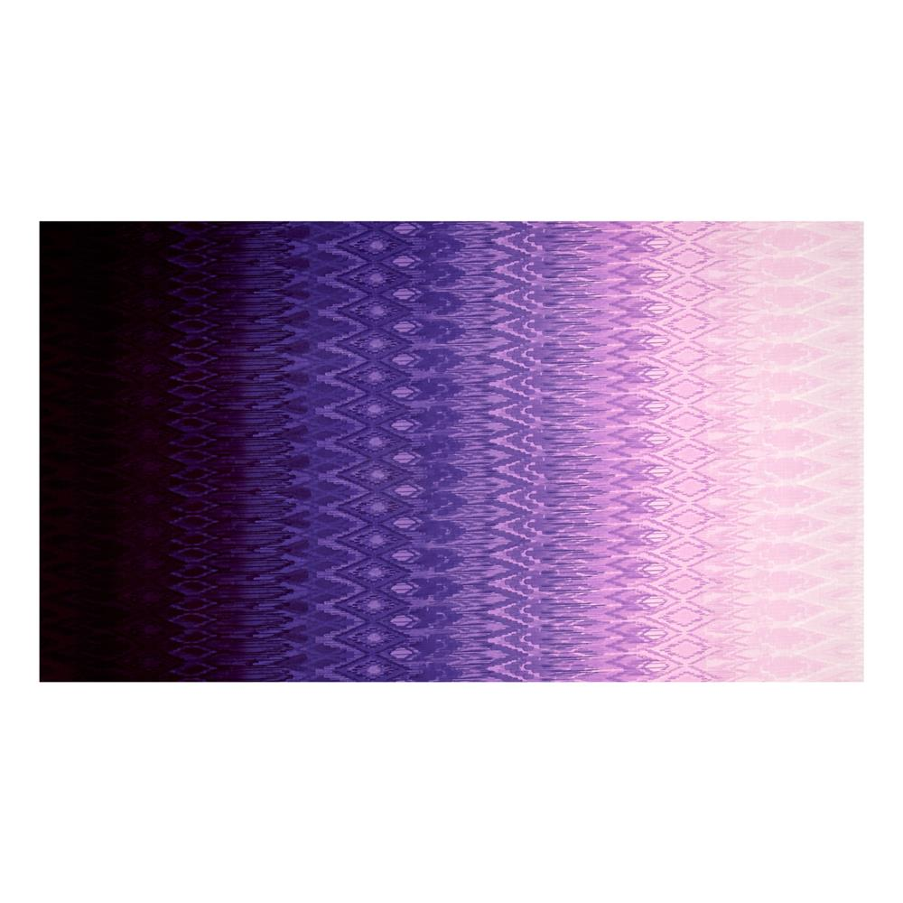 Radiant Gradients Ikat Ombre Heather