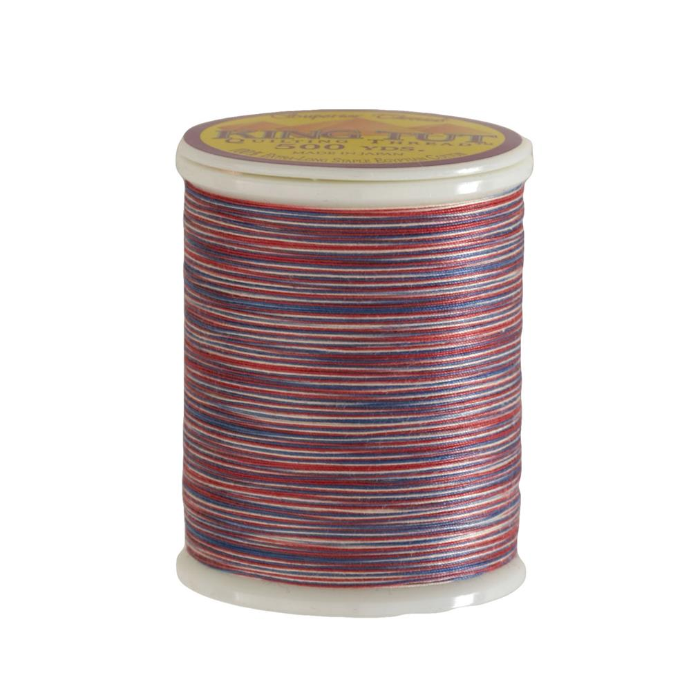 Superior King Tut Cotton Quilting Thread 3-ply 40wt 500yds Freedom