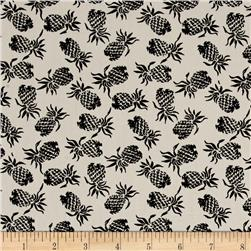 Hoffman Mini Pineapples Black
