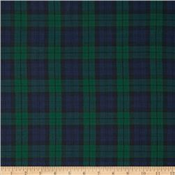 House of Wales Plaid Nightfall