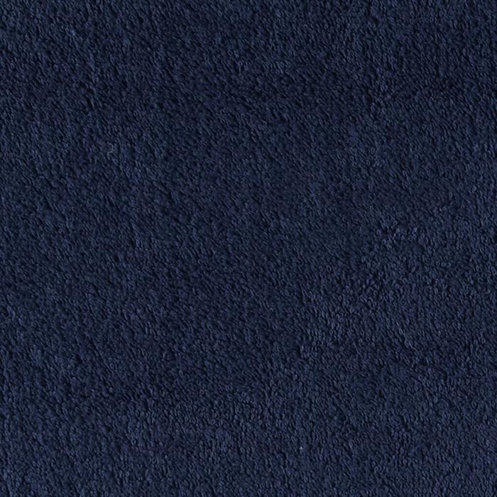French Terry Knit Navy