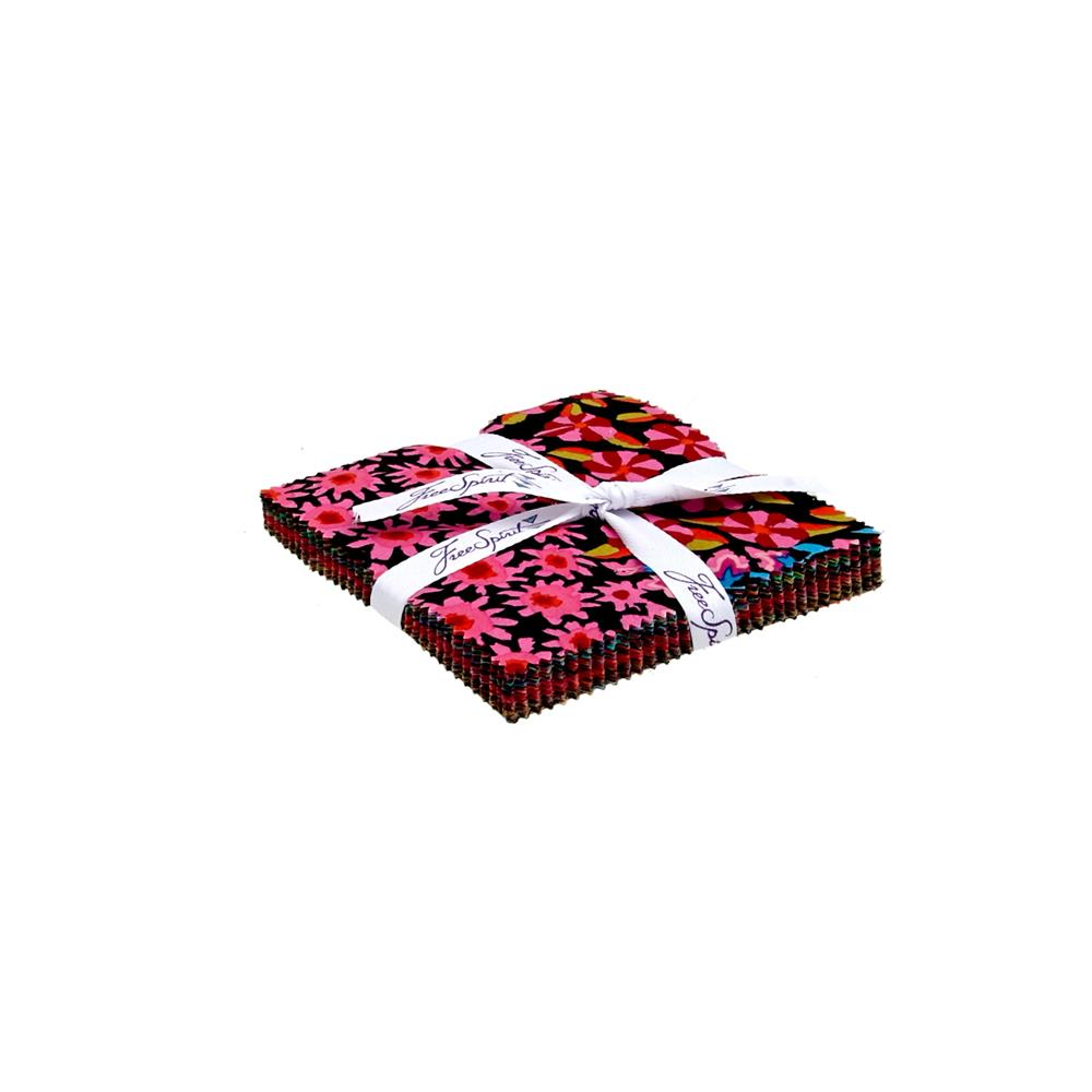 "Kaffe Fasset Collective Spicy 5"" Charm Pack"