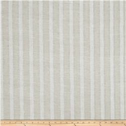 Fabricut Mcneeley Stripe Linen Blend Ivory