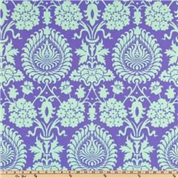 Amy Butler Love Bali Gate Periwinkle Fabric