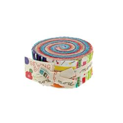 Moda Sewing Box Jelly Roll Assortment