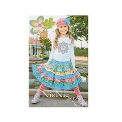 Pink Fig Pattern 18 Nie Nie Skirt Pattern