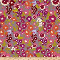 Secret Garden Hedgerow Pebble Grey