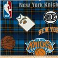 NBA Fleece New York Knicks Orange