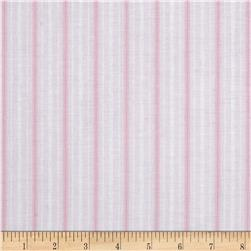 Treasures by Shabby Chic Ballet Rose Stripe Pink