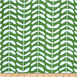 Cloud 9 Organics Yoyogi Park Canvas Vines Green