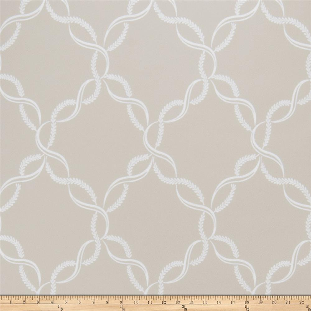 Fabricut Madeleine Wallpaper Bisque (Double Roll)