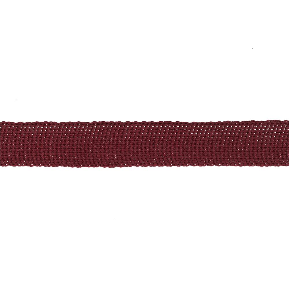 "Team Spirit 1/2"" Solid Trim Maroon"