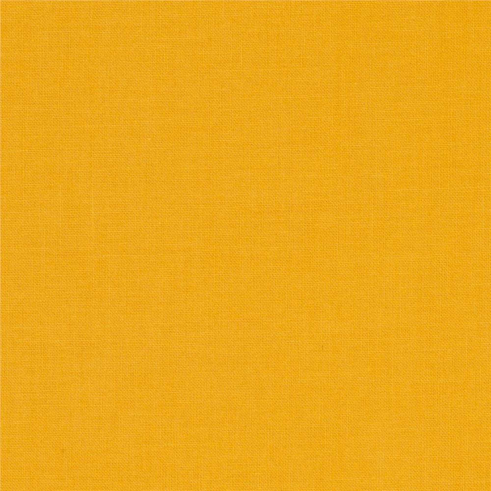 Michael Miller Cotton Couture Broadcloth Mango