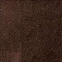 Harper Home Cotton Velvet Chocolate