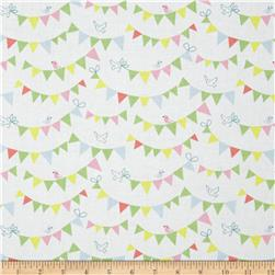 Blend Hip Hooray Bunting Day White
