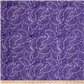 Colorama Batiks Plume Purple