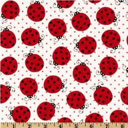 Picnic Party Lady Bugs Strawberry