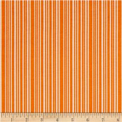 Penny Rose Trick or Treat Stripes Orange