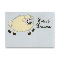 JHB Woven Label Sweet Dreams (6440)