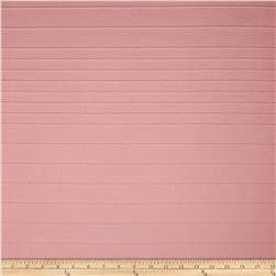 Double Knit Stripe Baby Pink